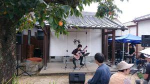 くどやまアートウィーク2018 クラシックギター 米阪隆広