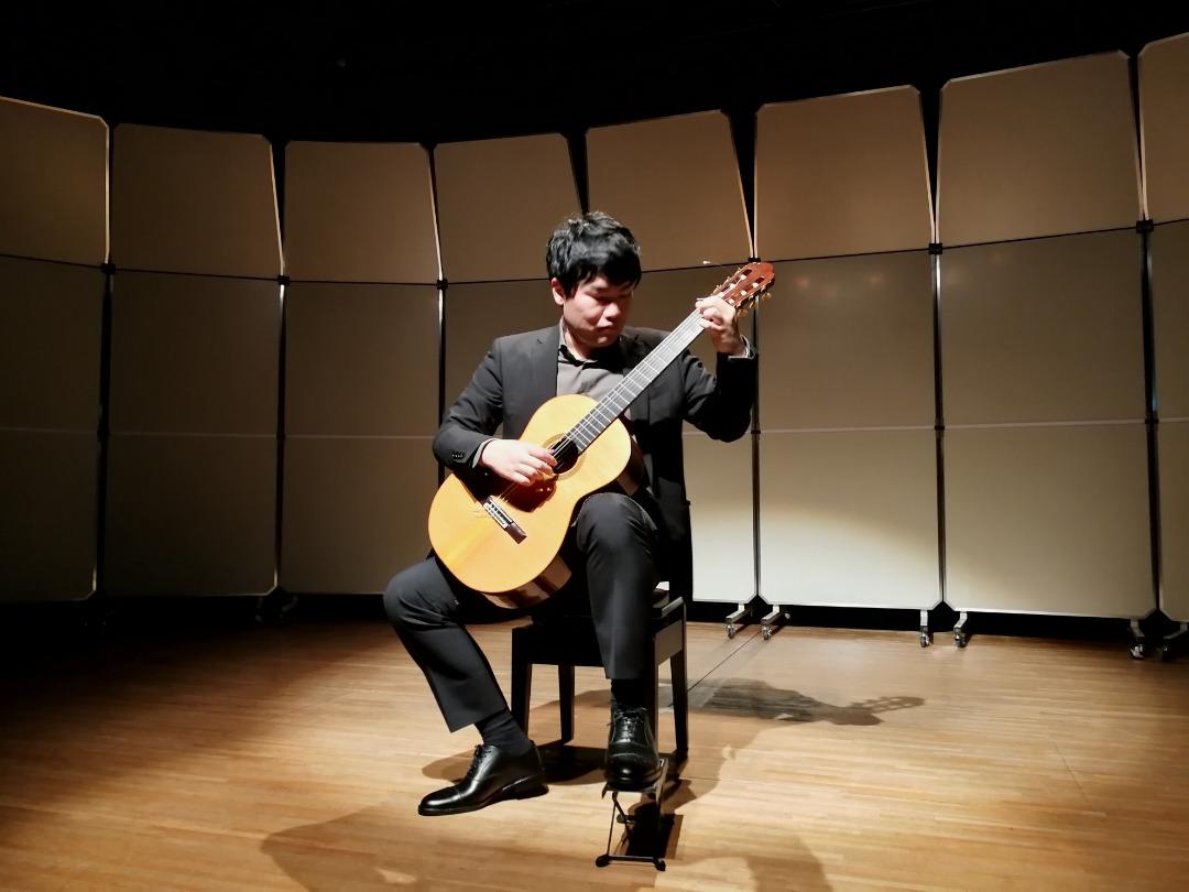 松島淳・ギター音楽大賞優勝記念リサイタル