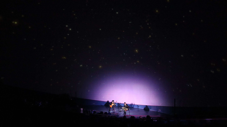 文化パルク城陽プラネタリウム・バンドネオン×ギターコンサート