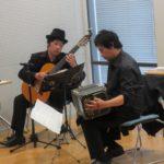 朝日カルチャーセンター バンドネオン&ギター「タンゴ・グレリオ」