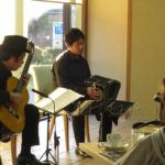 池田市民文化会館Bridge バンドネオン/星野俊路 ギター/米阪隆広 (タンゴ・グレリオ)