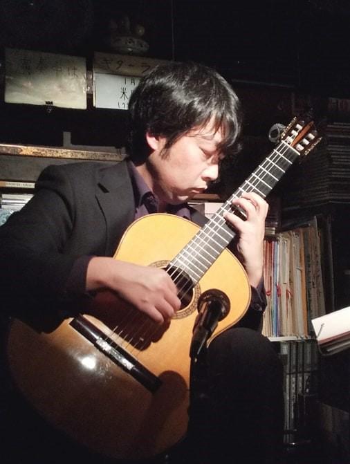 梅田 グラナダ クラシックギター 米阪隆広