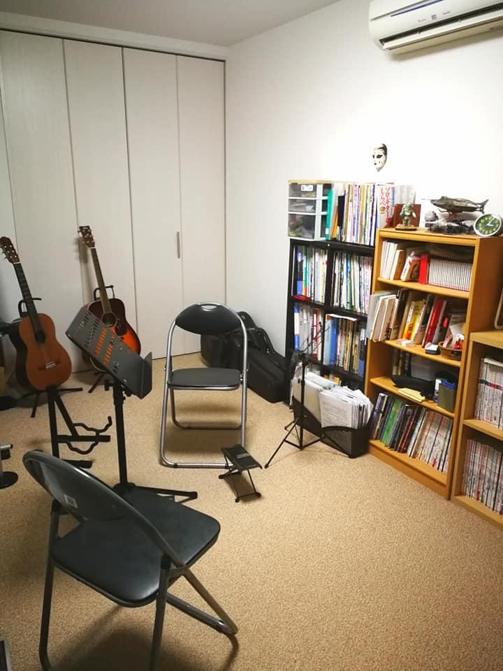 池田市 米阪ギター教室