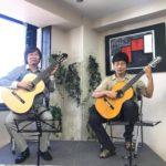 クラシックギター 山崎由規 米阪隆広