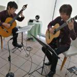 山崎由規&米阪隆広ジョイントギターコンサート
