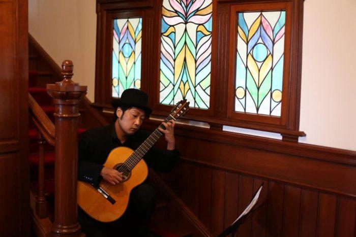 タンゴ・グレリオ ギター・米阪隆広