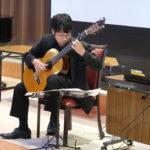 大阪高齢者大学 ギター 米阪隆広