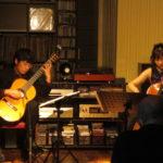 細谷公三香・チェロ 米阪隆広・クラシックギター