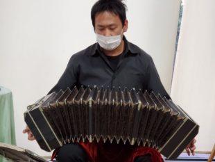 池田市民文化会館Bridge  バンドネオン・星野俊路