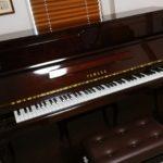 池田市米阪ギター教室 ピアノ ヤマハW116SC