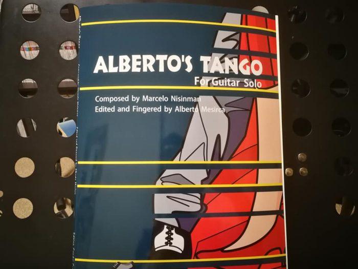 アルベルトのタンゴ マルセロ・ニシンマン