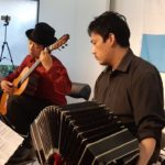 西宮市甲子園ギャラリーアライ バンドネオン&ギター「タンゴ・グレリオ」