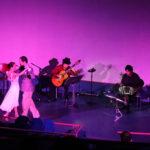 文化パルク城陽 タンゴ・グレリオ(バンドネオン/星野俊路、ギター/米阪隆広)Totu&Etsuko(ダンス)